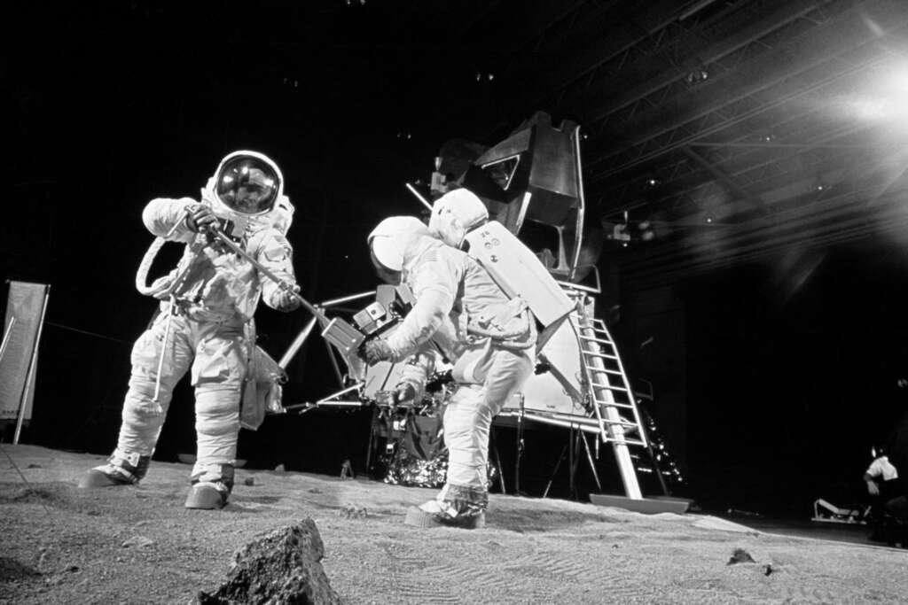 Levinud konspiratsiooni-teooriate sihtmärk: USA kosomoselaeva Apollo 11 kuul käik